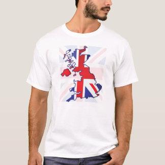 UK map T-Shirt