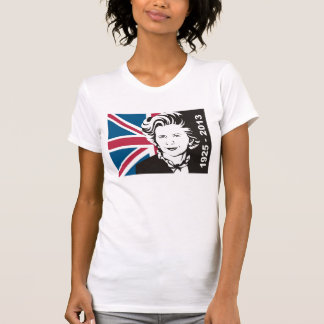 UK mourns Margaret Thatcher, England's Iron Lady Tshirts