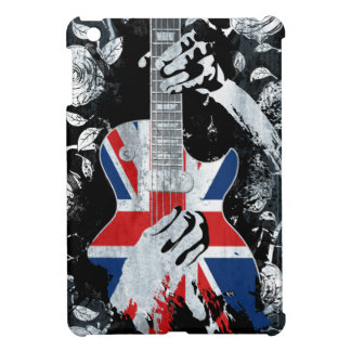 UK Music Guitar Life Cover For The iPad Mini