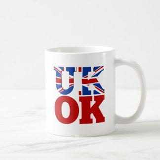 UK OK! Better Together Mugs