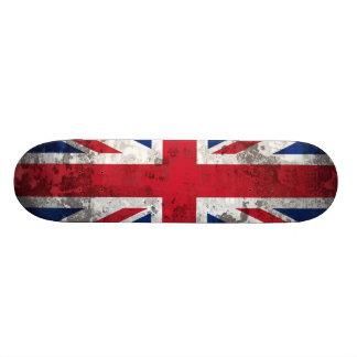 UK 20.6 CM SKATEBOARD DECK