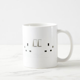 UK Socket design Coffee Mug