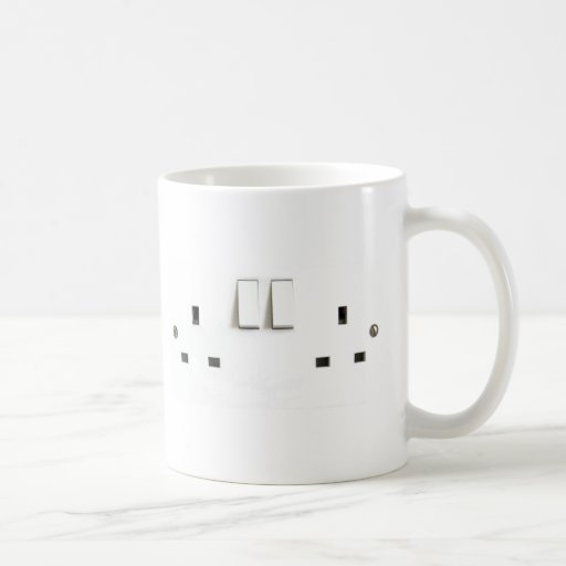 UK Socket design Mug