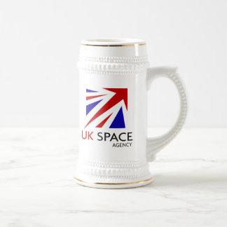 UK Space Agency Beer Steins