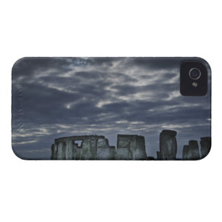 UK, Stonehenge, Scenic view at dawn Case-Mate iPhone 4 Cases