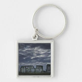 UK, Stonehenge, Scenic view at dawn Key Ring