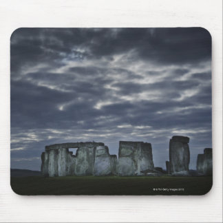 UK, Stonehenge, Scenic view at dawn Mouse Mat