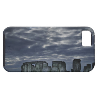 UK, Stonehenge, Scenic view at dawn Tough iPhone 5 Case