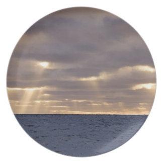 UK Territory, South Georgia Island, Scotia Sea. Plate