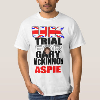 UK Trial for GARY T-Shirt