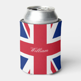 UK Union Jack British Flag Personalized