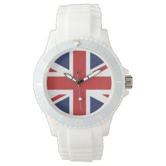 UK Union Jack Flag Watch