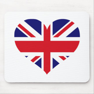 UK Union Jack Mouse Mat