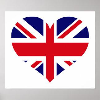UK Union Jack Print