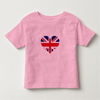 UK Union Jack Toddler T-Shirt