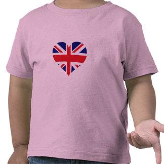 UK Union Jack T-shirts