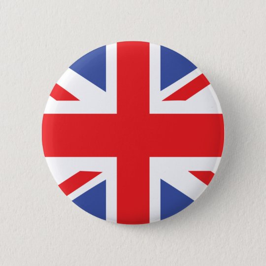 uk united kingdom flag 6 cm round badge