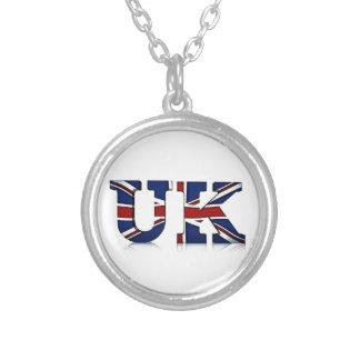UK United Kingdom Necklace
