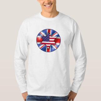 UK/USA TEE SHIRT