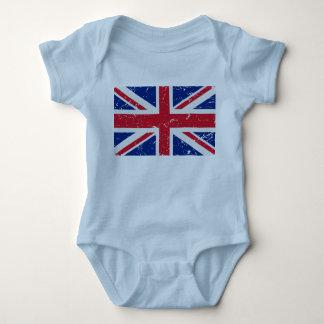 UK Vintage Flag T-shirt