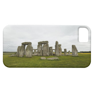 UK, Wiltshire, Stonehenge iPhone 5 Cover