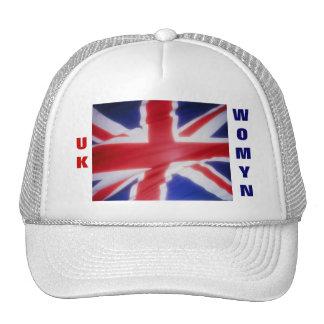 UK WOMYN CAP