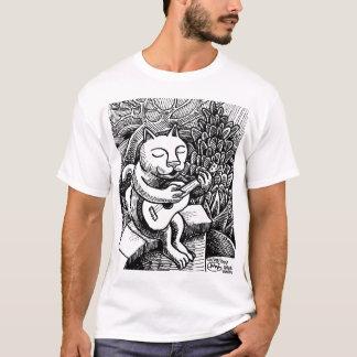 Uke Cat T-Shirt