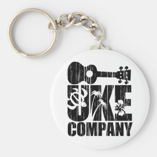 Uke Company Key Ring