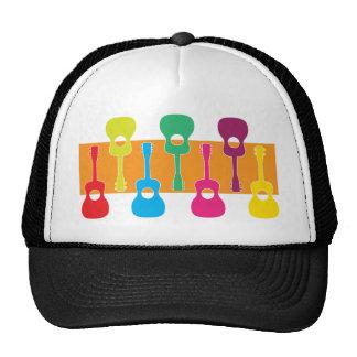 Uke Graphic Trucker Hats