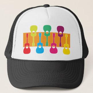 Uke Graphic Trucker Hat