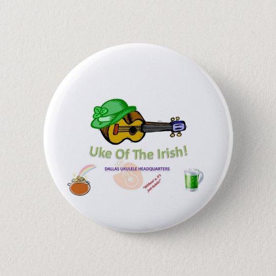 Uke of the Irish 2010 6 Cm Round Badge