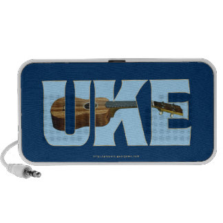 UKE PORTABLE SPEAKERS