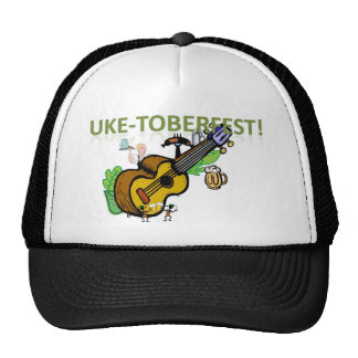 Uke-Toberfest! Cap