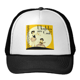 Ukes are Cool! Hat