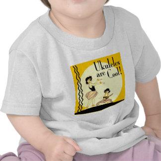 Ukes are Cool! Infant light short sleeve T-Shirt