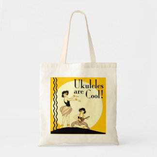 Ukes are Cool! Tote Bag