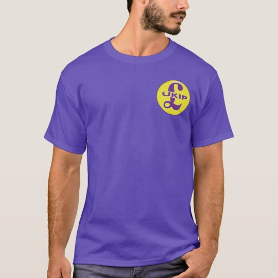 UKIP Independence Party T-Shirt