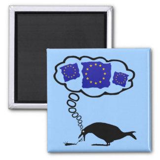 UKIP pro Britain's independence Fridge Magnets