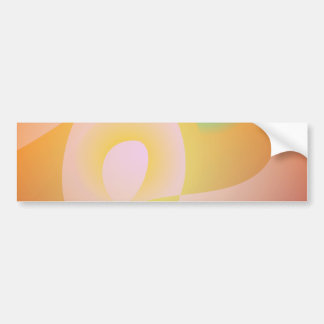 Ukiyoe Bumper Sticker
