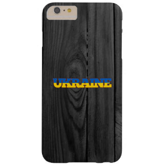 Ukraine Barely There iPhone 6 Plus Case