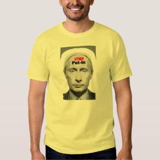Ukraine Boycott 2014 Winter Olympic Games Russia Shirts