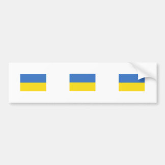 Ukraine Bumper Sticker