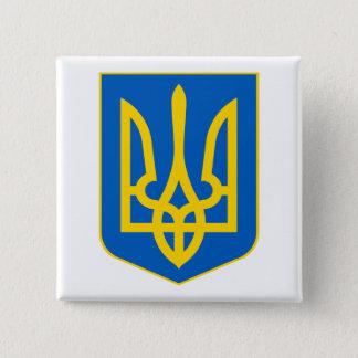 Ukraine COA 15 Cm Square Badge