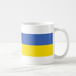 ukraine country flag name text symbol coffee mug