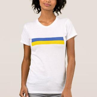 ukraine country flag name text symbol T-Shirt