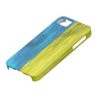 Ukraine distressed flag iPhone 5 case