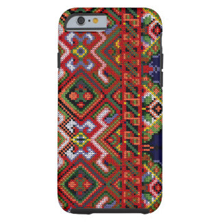 Ukraine Embroidery iPhone 6 case TOUGH Case