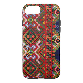 Ukraine Embroidery iPhone 7 case TOUGH Case