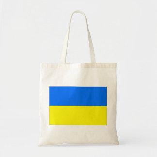 Ukraine Flag Bag