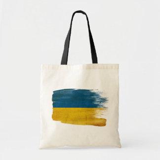 Ukraine Flag Canvas Bags